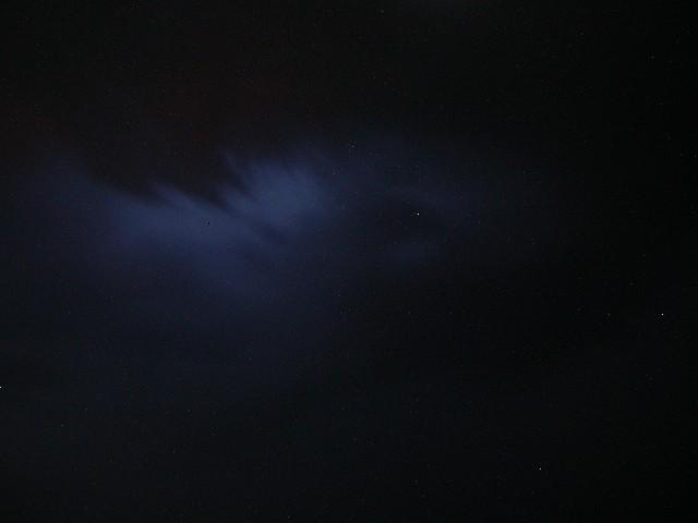 Wolkenfetzen
